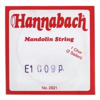 Hannabach : Mandolin String E 009 (2pcs)