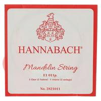 Hannabach : Mandolin String E 011 (2pcs)