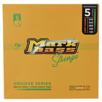 Markbass Strings : Groove NS 5 040-120