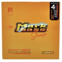 Markbass Strings : Energy 4 045-100