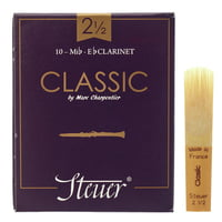 Steuer : Classic Eb- Clarinet 2,5