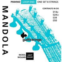 Galli Strings : PNW90D Mandola Strings Light