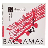 Galli Strings : BM258 Baglamas Strings Light