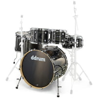 DDrum : Dominion 6pc Shell Pack Black