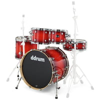 DDrum : Dominion 5pc Shell Pack Red