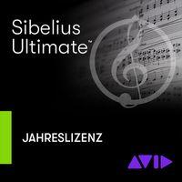 Avid : Sibelius Ultimate 1Y Subscrip.