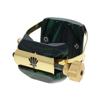 Reedmaster : Ligature Alto Grass Green