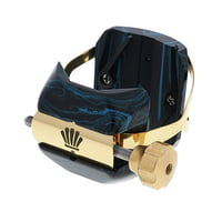 Reedmaster : Ligature Tenor Night Blue