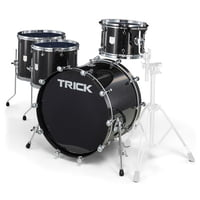 Trick Drums : Custom AL13 4 Piece Shell Set