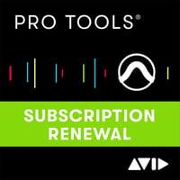 Avid : Pro Tools 1Y Renewal