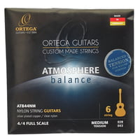 Ortega : ATB44NM Guitar Strings