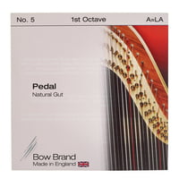 Bow Brand : Pedal Nat. Gut 1st A No.5