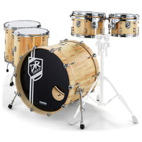 DR Customs : Shell Set Exotic Mineral Maple