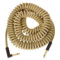 Fender : Deluxe Coil Cable 9m YW Tweed