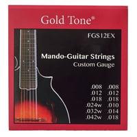 Gold Tone : FGS12EX Strings