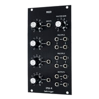 Behringer : CP3A-M Mixer