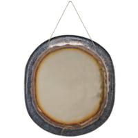 Eichenwurzel : German Silver Gong Oval 67x60