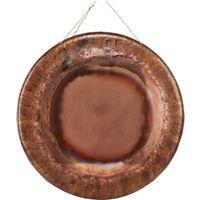 Eichenwurzel : Bronze Gong 95cm
