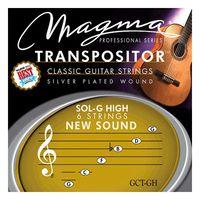 Magma Strings : GCT-GH Transpositor String Set
