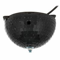 Eurolite : Half Mirror Ball 20cm black
