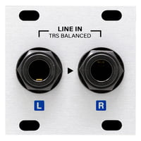 Intellijel Designs : Stereo Line In Jacks 1U