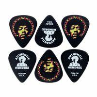 Dunlop : Jimi Hendrix Aura Mandala Pick