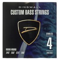 Dingwall : 4-Str. Bass 045-100 Set RW SS