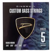 Dingwall : 5-Str. Bass 045-130 Set RW SS