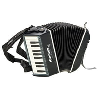 Hohner : XS Children Accordion white