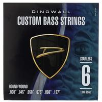 Dingwall : 6-Str. Bass 030-127 Set RW SS