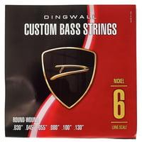 Dingwall : 6-Str. Bass 030-130 Set RW NP