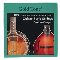 Gold Tone : BTS Guitar Banjitar Strings