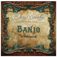 Dean Markley : DM2306 Banjo Strings Medium