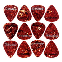 Boss : Celluloid Pick Pack TH Shell