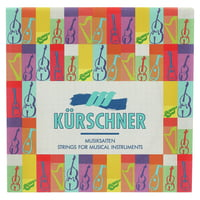 Kürschner : Theorbo Single String C