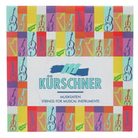 Kürschner : Theorbo Single String F