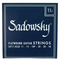Sadowsky : Blue Label Steel FLW 011-048