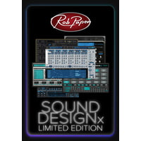 Rob Papen : Sound Design-X Bundle Upgrade