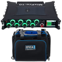 Sound Devices : MixPre-10 II Orca Bag Bundle