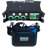 Sound Devices : MixPre-3 II Orca Bag Bundle