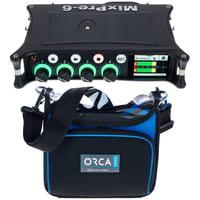 Sound Devices : MixPre-6 II Orca Bag Bundle