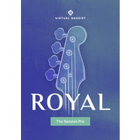 ujam : Virtual Bassist Royal 2