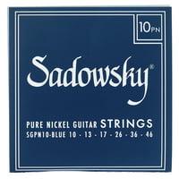 Sadowsky : Blue Label  N 010-046