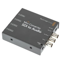 Blackmagic Design : Mini Converter SDI to Audio