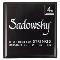 Sadowsky : Black Label SBN 45-105