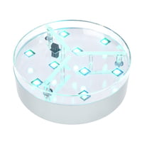Eurolite : LED Puck Light multicolor