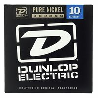 Dunlop : E-Guitar String Set  10-52