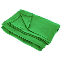 Stairville : Curtain 5.0x3.0m Greenbox