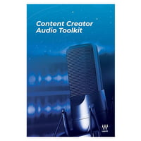 Waves : Content Creator Audio Toolkit