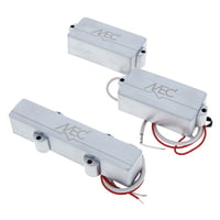 MEC : P/J-Style MC-4 Brushed Ch Set